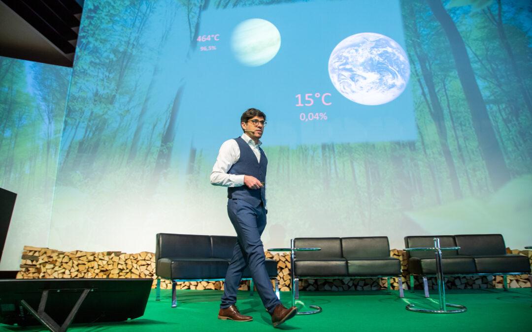 Wälder sind ein Schlüssel zum Klimaproblem